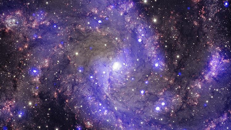 """Descubren """"Muro Galáctico"""""""
