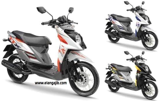 Motor Yamaha Terbaru Yamaha X-Ride Harga dan Spesifikasi