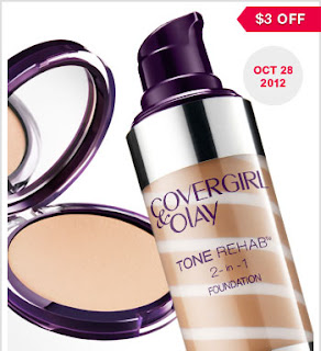 Covergirl Coupon 3$ off image