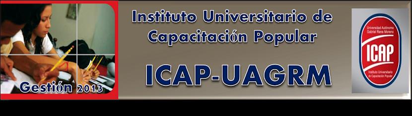 ICAP-UAGRM