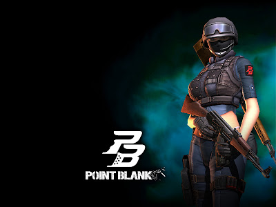 point blank wallpaper
