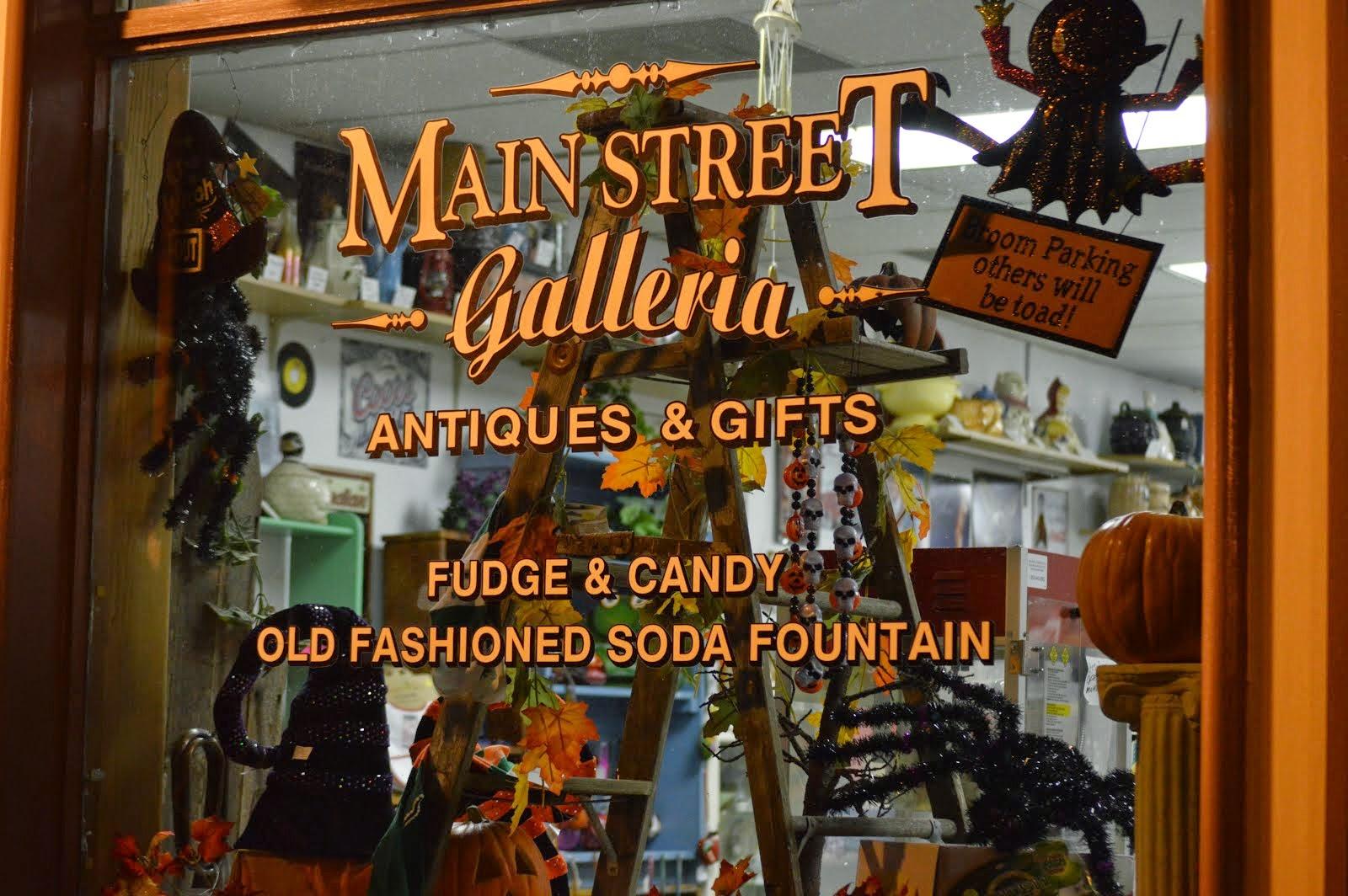 Main Street Galleria