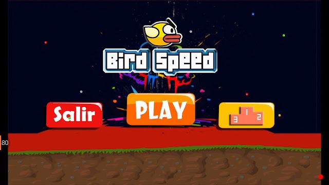 Bird Speed