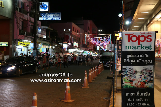 night market, hat yai, jalan-jalan hat yai