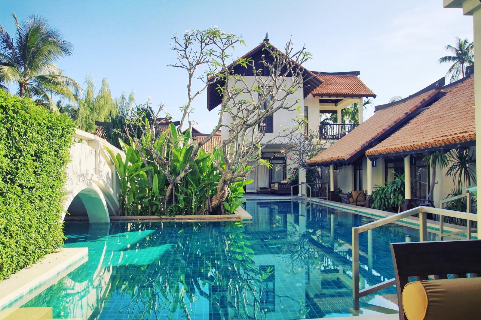 Pool Villa le meridian koh samui