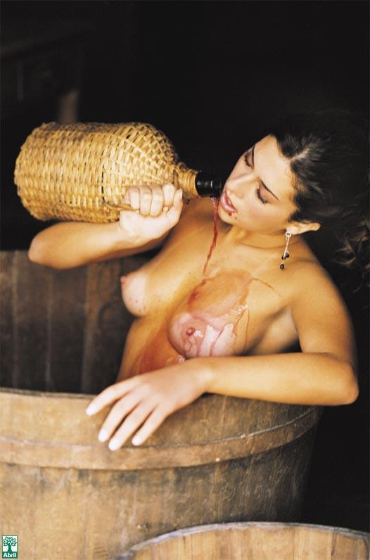 Confira Fotos Fernanda Paes Leme Nua Pelada Mostrando A Buceta Gostosa