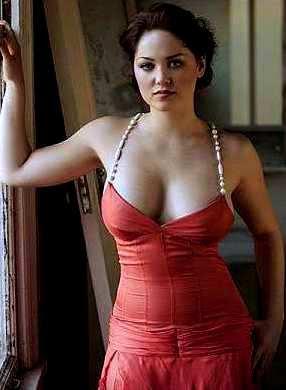 Erika Christensen Topless. Leaked