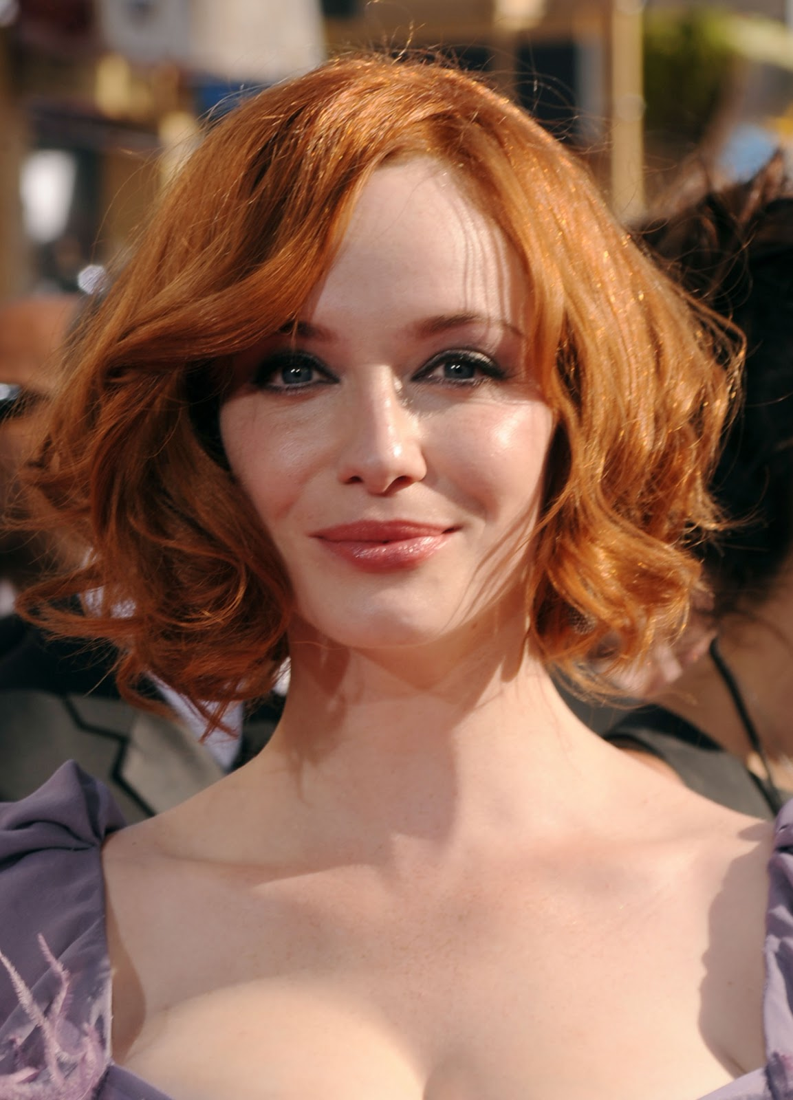 Beautiful Celebrities Christina Hendricks Hot
