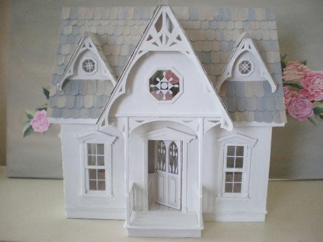 Cinderella Moments The Blank Canvas Dollhouse