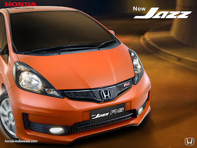 Honda New Jazz RS 2013, Honda Jazz, New Honda Jazz