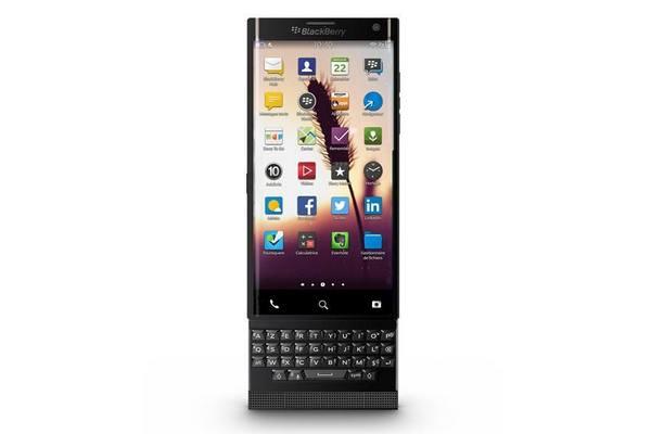 imágenes del Smartphone BlackBerry Venice