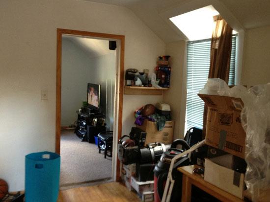 Organizing Small Apartments