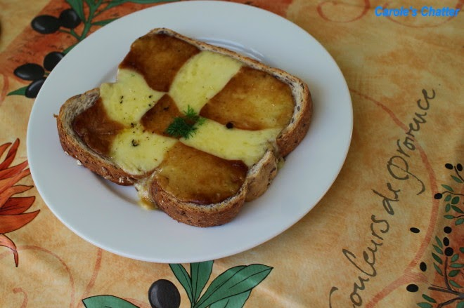 Carole's Chatter: Tic Tac Toe Toasties