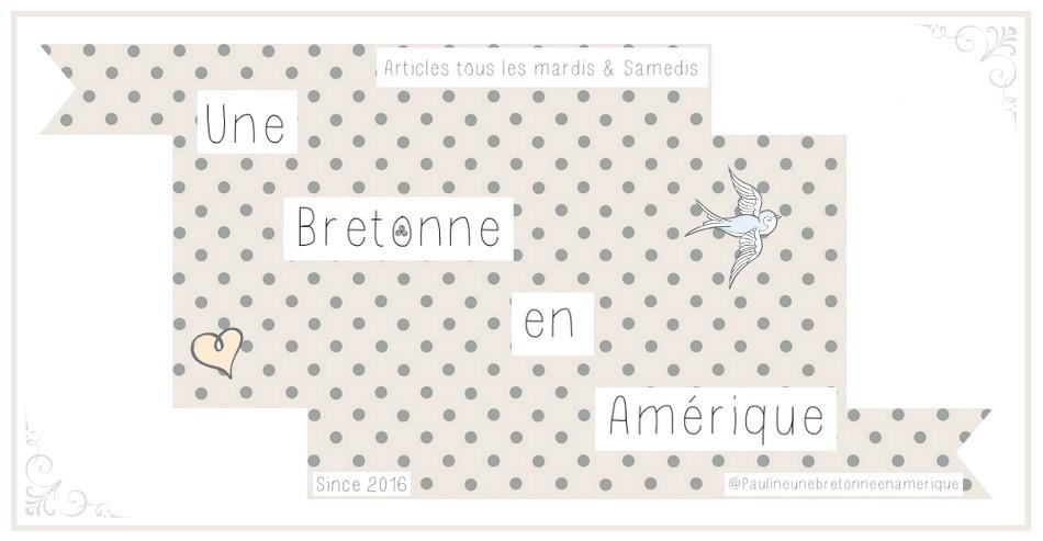 Une bretonne en Amerique