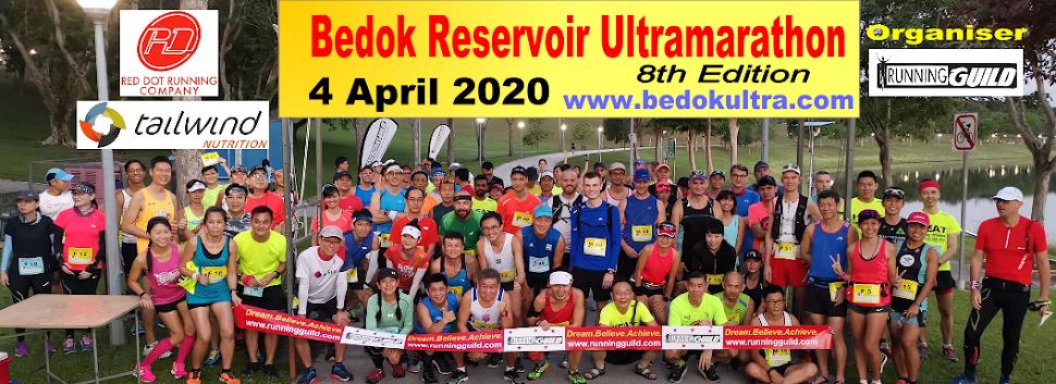 Bedok Reservoir Ultramarathon