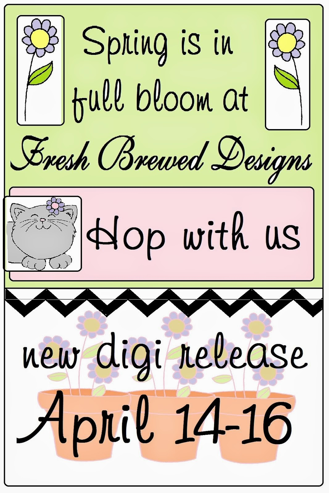Fresh Brewed Designs Blog Hop