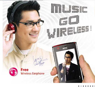 Spesifikasi,Harga MITO 720 [Wireles headphone]