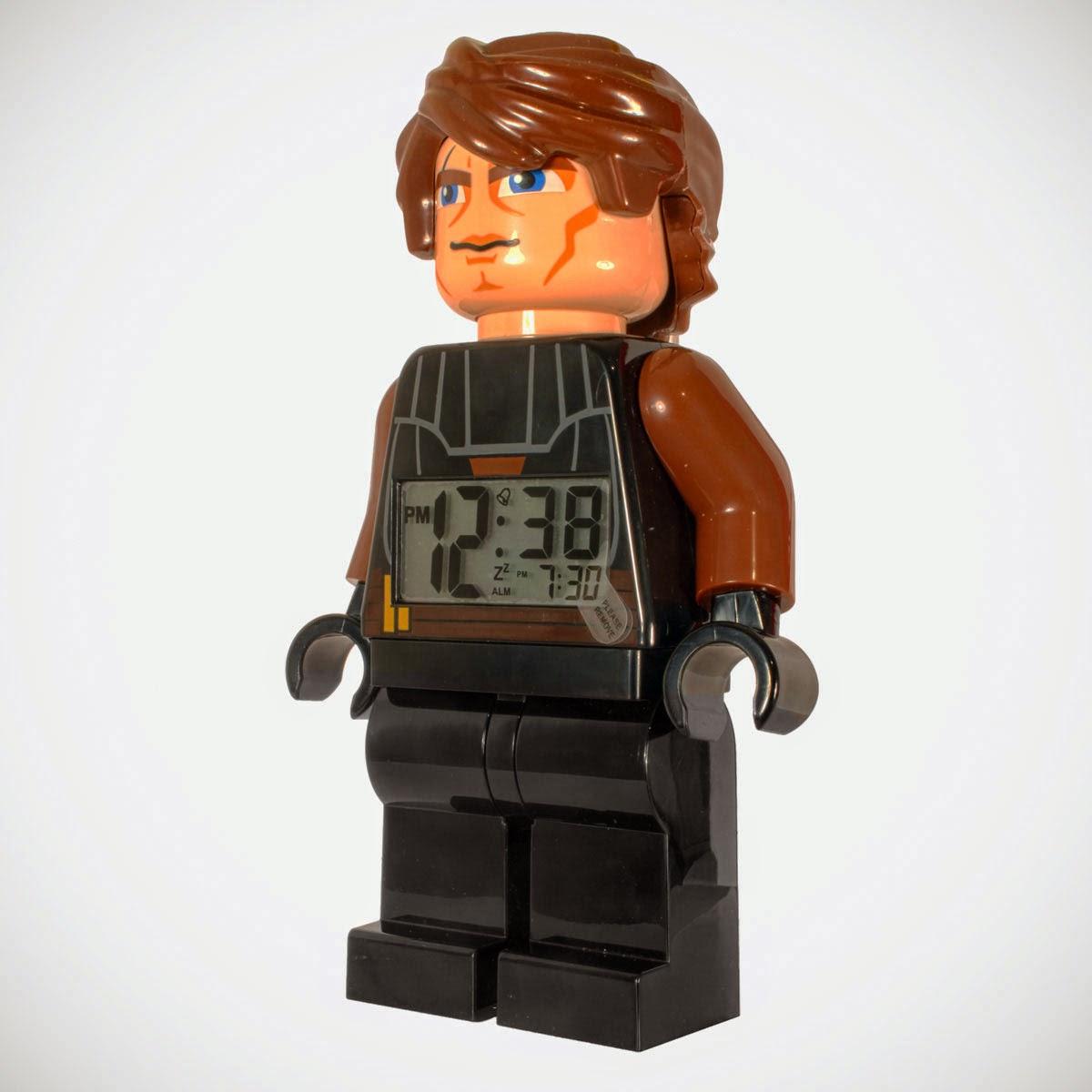 Despertador Lego Anakin Skywalker