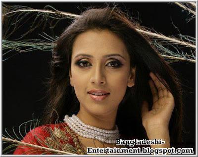 Bangladeshi model  Bidha sinha saha mim