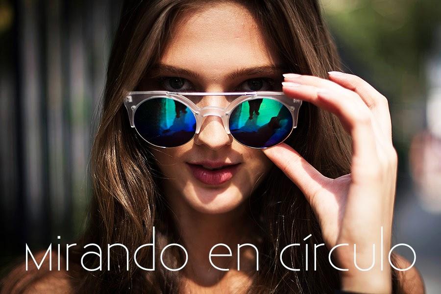 Mirando en círculo: gafas de sol redondas - Las gafas de sol más ...