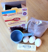 Betty Crocker Gluten-Free Cake Mix Review