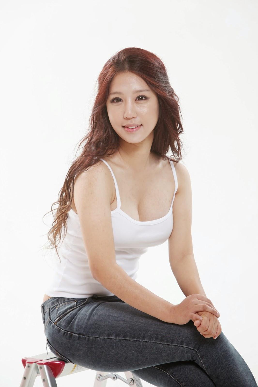 Lee Hee-jung sesudah operasi payudara-3