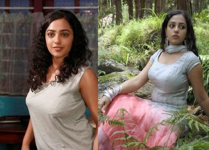 Nithya Menon Hot Images