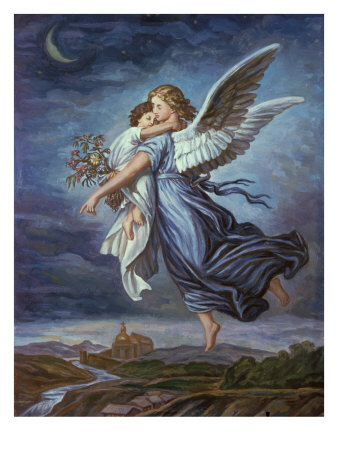 Sunlight and Shadow: Feast of the Guardian Angels