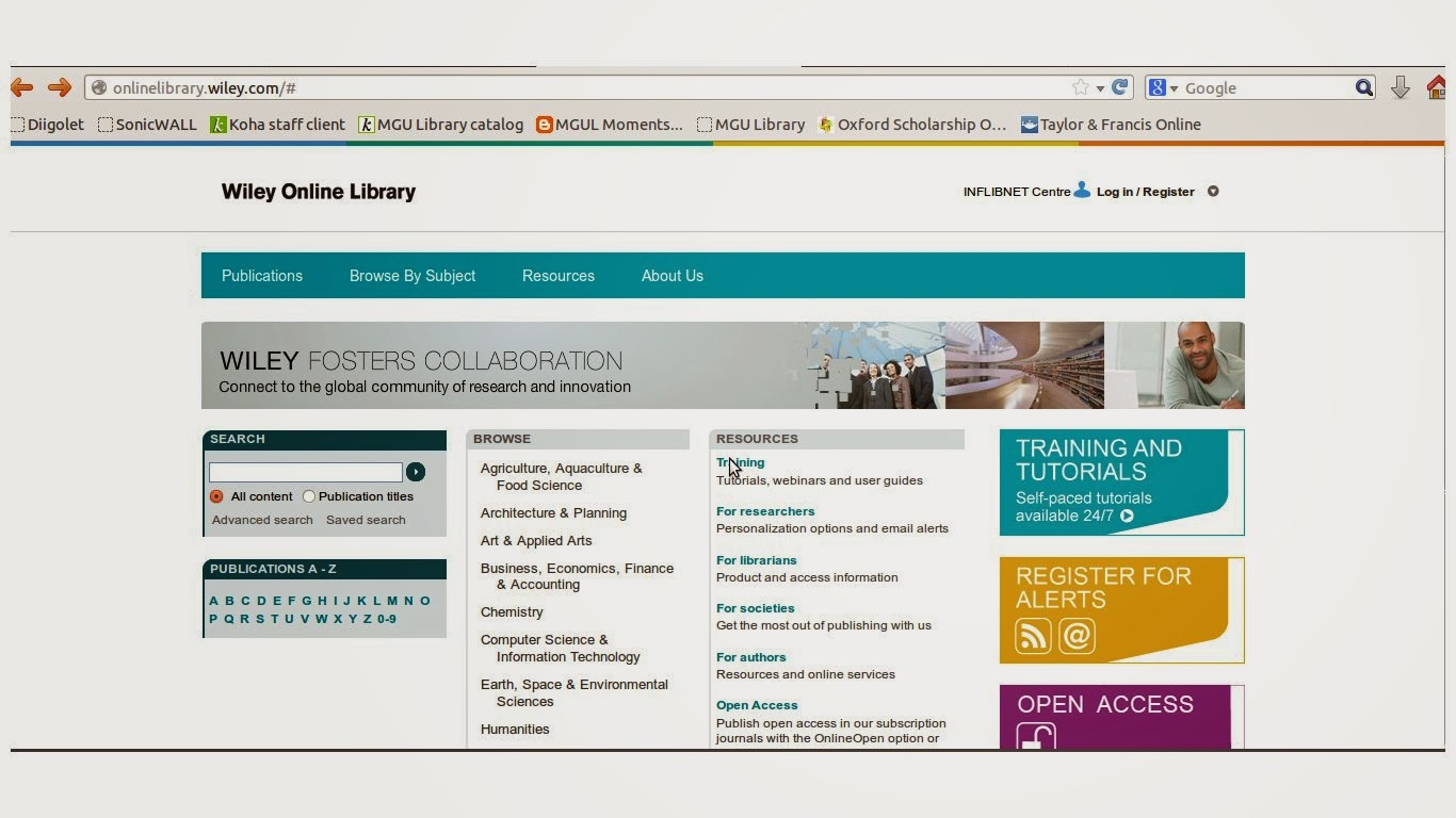 mahatma gandhi university online thesis library