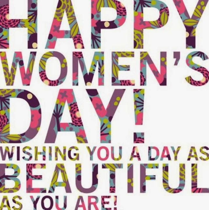 Happy Womens Day, part 1