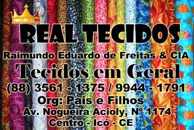 REAL TECIDOS