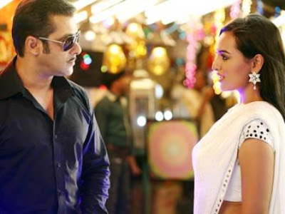 Salman Khan & Sonakshi Most Searched Celebrities