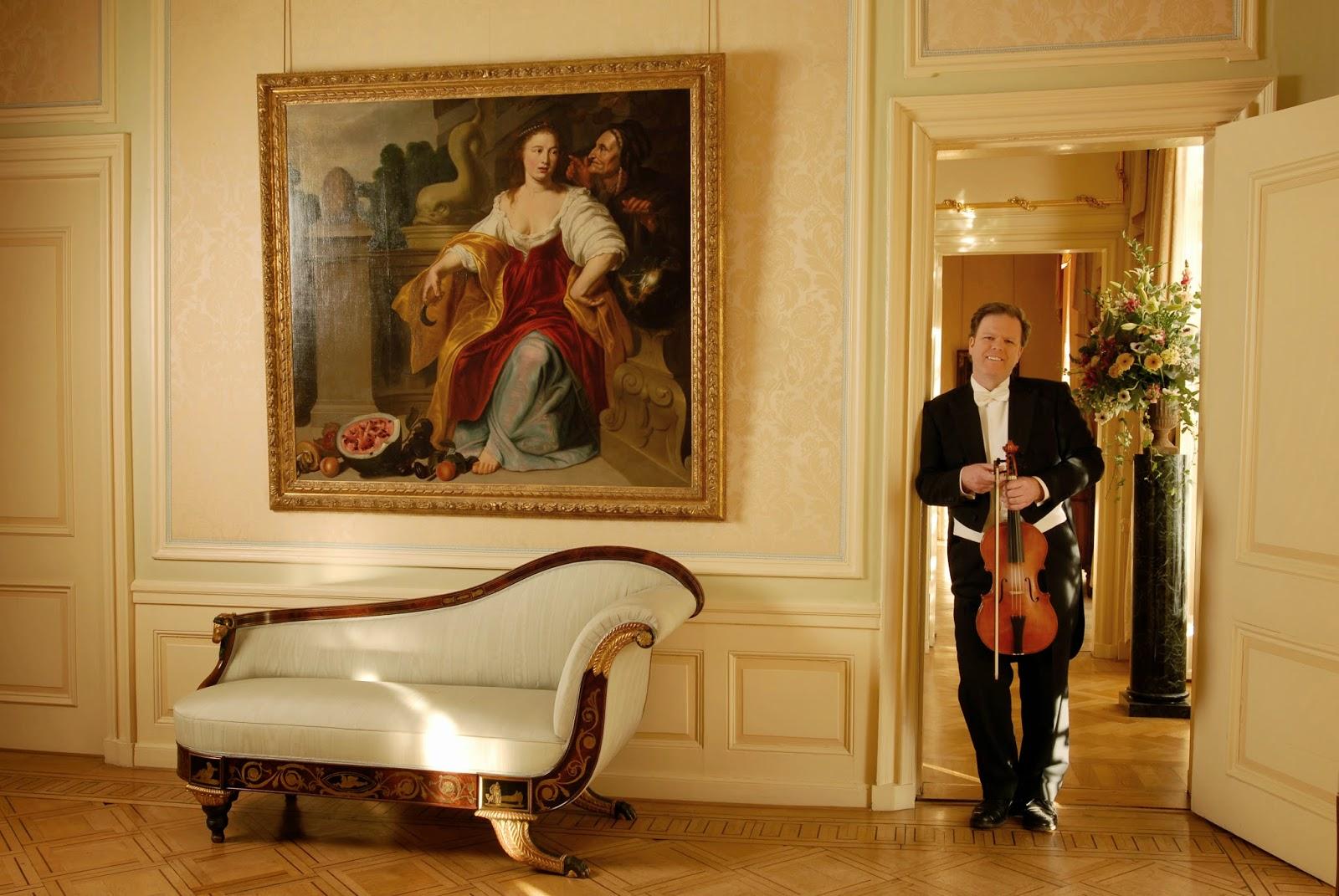 Simon Murphy Baroque Viola