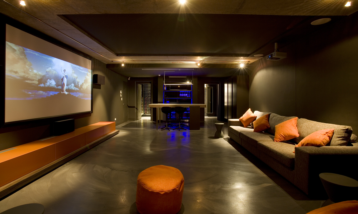 Minosa sensory interior delight by minosa - Interior design for home theatre ...