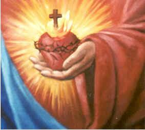 Excesos de Amor del Sagrado Corazon
