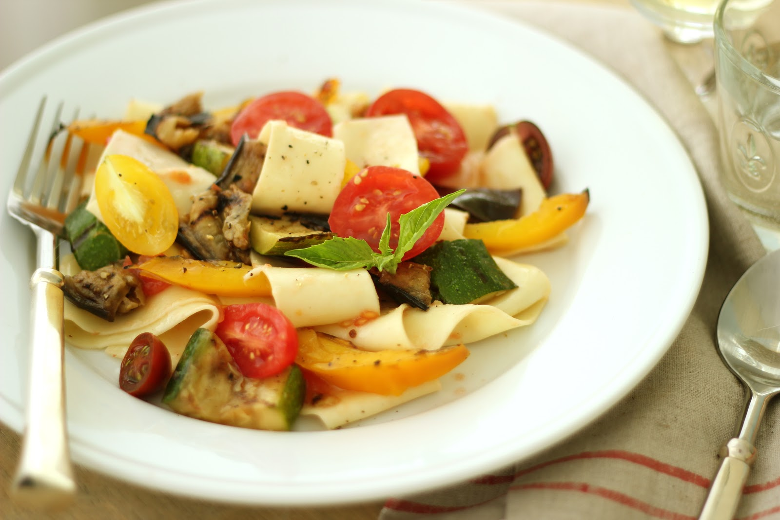 ... ratatouille pasta grilled ratatouille pasta grilled ratatouille pasta