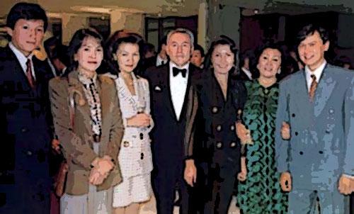Presiden Kazakhstan tidak ada anak lelaki... (Updated!)