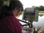 Plein Air at Lake D'Arbonne