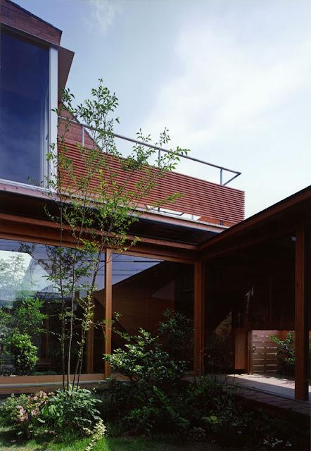 Japan Wood House 12