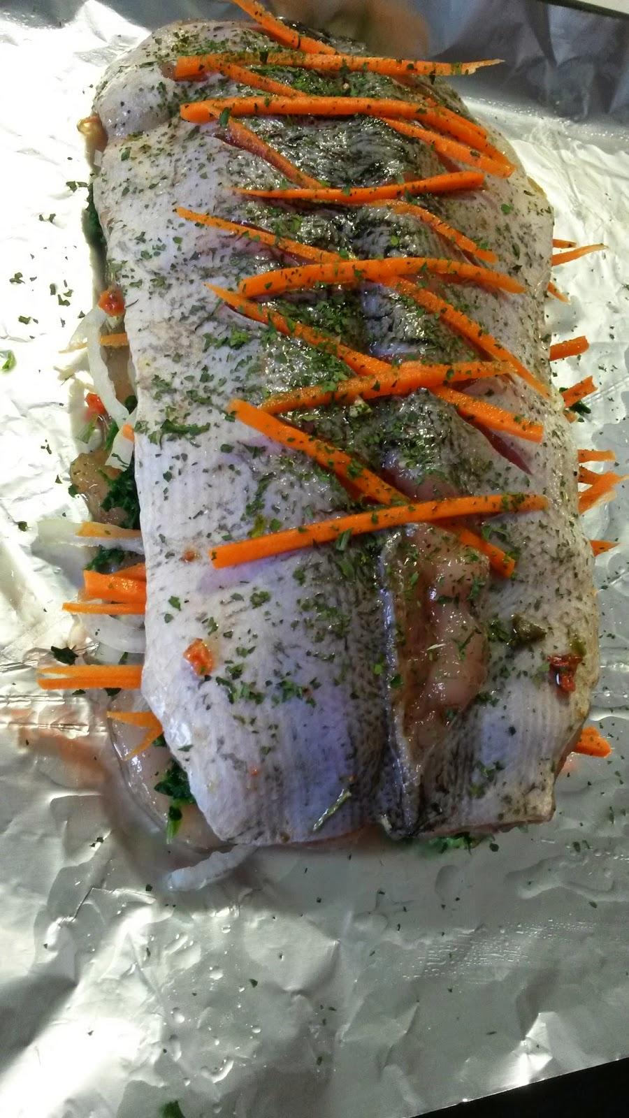 Щука с овощами пошаговый рецепт