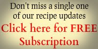 Never miss any recipe