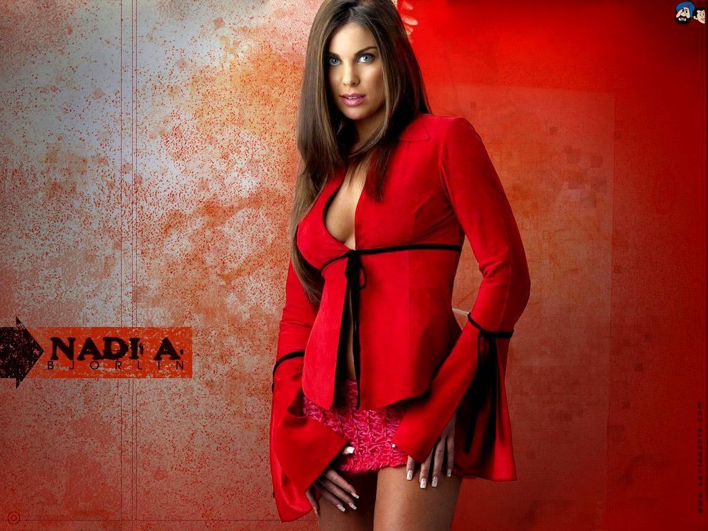 Nadia Bjorlin Hd Wallpapers Free Download