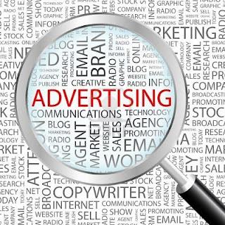 Quảng cáo, hien thi quang cao, Advertising