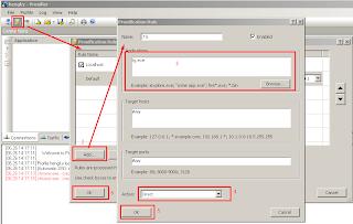 PF3 Cara Internet gratis menggunakan ssh