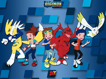 #11 Digimon Wallpaper