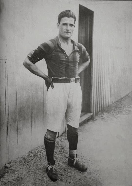 Luis Monti, 1934, Italia, Argentina,