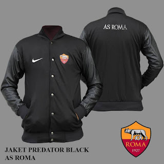 Jaket Predator AS Roma