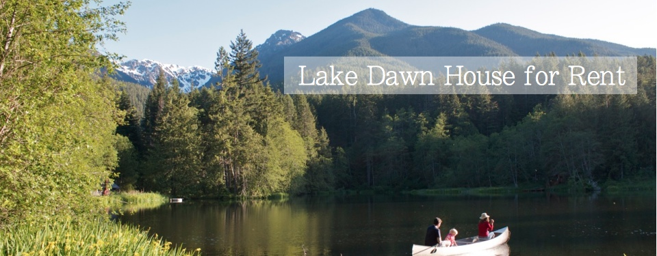Lake Dawn House for Rent