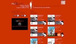 Una plataforma con derechos de exhibición en todo el mundo