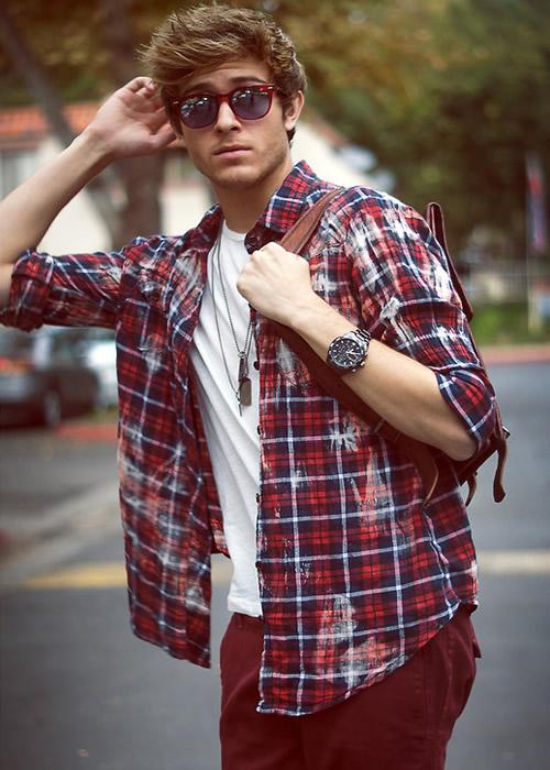 fashion style indie boys